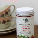 rishi tea(いただきもの)