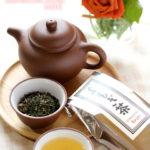 よもぎ茶(いただきもの)