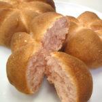 天然酵母の紅麹パン