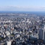 東京スカイツリー展望台から1