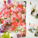2013年ばらの香りカレンダー