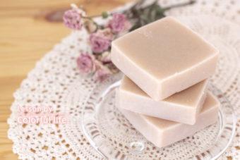 『「石鹸作りは楽しい♪」 と思えるようになりました』杉本 友美様(東京都世田谷区)