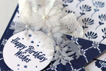 【SABプレゼント品】フローラルブティックの大きめカード