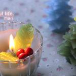 2012クリスマスキャンドル2