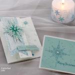 スターオブライトのクリスマスカード(横・L)