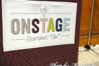 【OnStage2017】スタンピンアップのイベントに行って来ました1(プロダクト編)