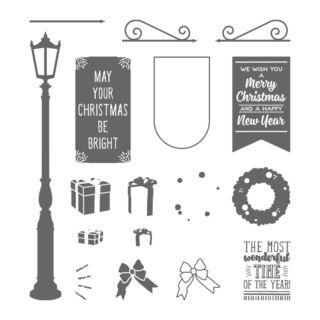 ブライトリー・リット・クリスマス(イメージ)