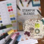 【12月体験クラス】スタンプ塗り絵のミニタグセット
