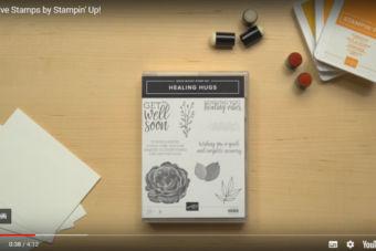 【製品紹介・使い方動画】1度のスタンプでキレイな陰影が出るDistinktiveスタンプ