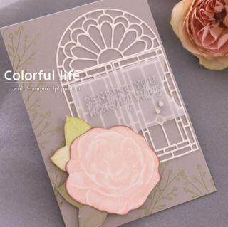 薔薇さんのカード(1:1ヒーリングハグ)