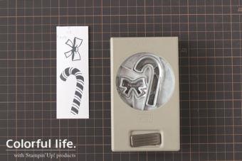 【ビルダーパンチ】複数のパーツが組み合わされたパンチの上手な使い方