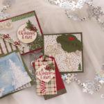 【12月体験クラス 使用アイテムまとめ】アレンジいろいろ、クリスマスカードセット