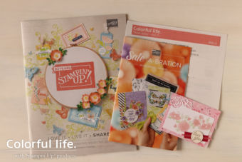【12月プレゼント】人気のペーパー他、新製品カタログや手作りカードをプレゼント