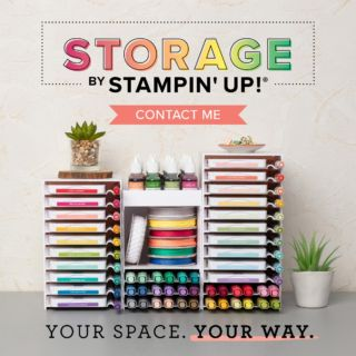 Storage by Stampin' Up!(イメージ)