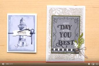 【製品紹介動画】Memories & More・カードパック・カム・セイル・アウェイ