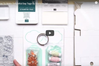 【製品説明・作り方動画】ディライトフル・ディ・タグの作り方