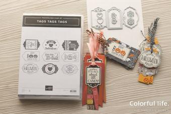 【製品レビュー】ちびっ子タグが短時間でたくさん作れちゃう♪「タグ・タグ・タグ」