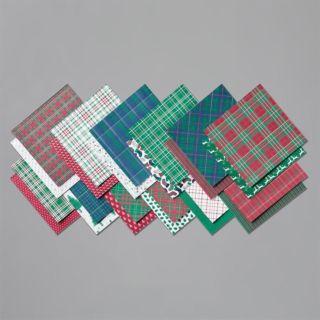6×6インチ(15.2×15.2 cm)スペシャル・デザイナーシリーズ・ペーパー・ラップド・イン・プラッド(イメージ)
