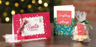 Memories & More・カードパック・ナイト・ビフォー・クリスマス(公式作例)