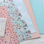 【12月 お買い物プレゼント】新カタログと新製品からセレクト♪ひとあし早い春色の材料セット