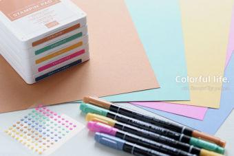 【製品レビュー】2年間だけの限定色、新インカラーはこんな色/その1:インク&ペーパー編(使いこなしのコツ・作例リンク付き)