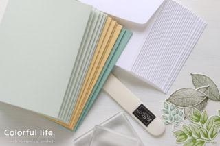 手作りカード(イメージ)