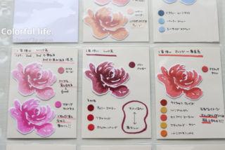 薔薇ちゃんの重ね押しチャート3(オールシング・ファビュラス)