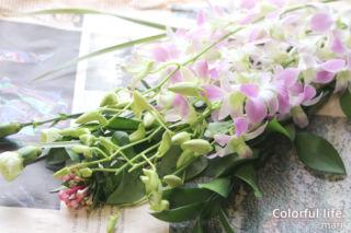 お花の定期購入(10月2回目2020年)