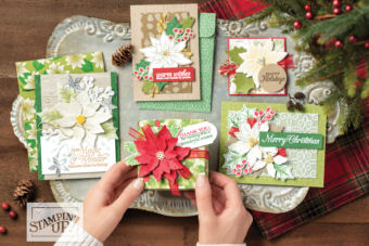 【製品説明・動画】クリスマスらしさあふれる♪「ポインセチア・プレース」公式動画