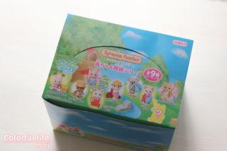 シルバニアファミリー 赤ちゃんコレクション 赤ちゃん探検シリーズ
