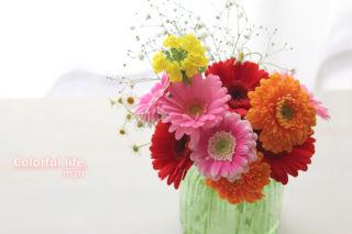 お花の定期購入4(2021年1月2回目)