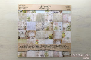 Wallflower/Tim Holtz Idea-ology