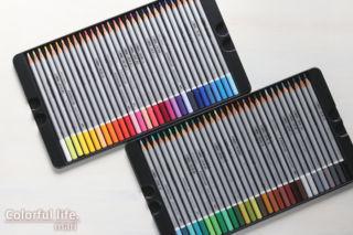 カラト アクェレル水彩色鉛筆(60色/中面)/ステッドラー