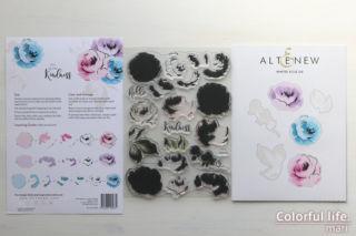 Winter Rose Stamp & Die/Altenew