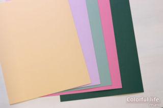 2021–2023 IN COLOR 8-1/2″ X 11″ CARDSTOCK PACK(スタンピンアップ)