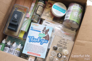 $150 Donation for HDSA with $300 + In Crafty Supplies(Simon Says Stamp)