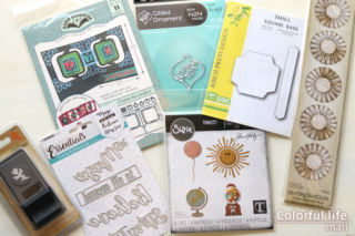 In Crafty Supplies ダイ&パンチ(Simon Says Stamp)
