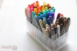 Distress Crayon(クレヨンの収納)