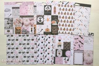 Prima Marketing THIRTY ONE 6 x 6 Paper Pad(表)