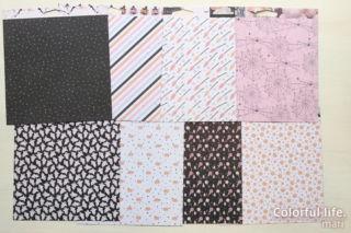 Prima Marketing THIRTY ONE 6 x 6 Paper Pad(裏)